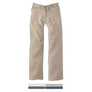Pantalon chanvre 100% tissé, leger, ample,nombreux coloris, Pantalon Femme Eté
