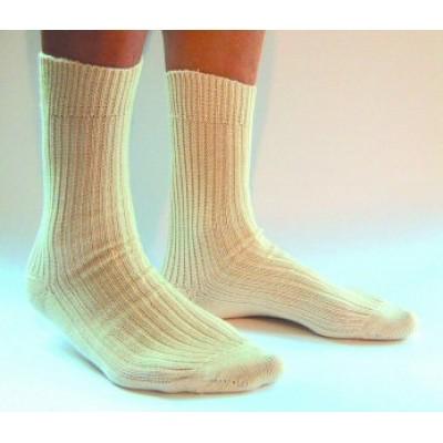 Socquettes hyper absorbantes  coton bio