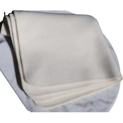 couverture laine écru moelleuse épaisse bébé bio
