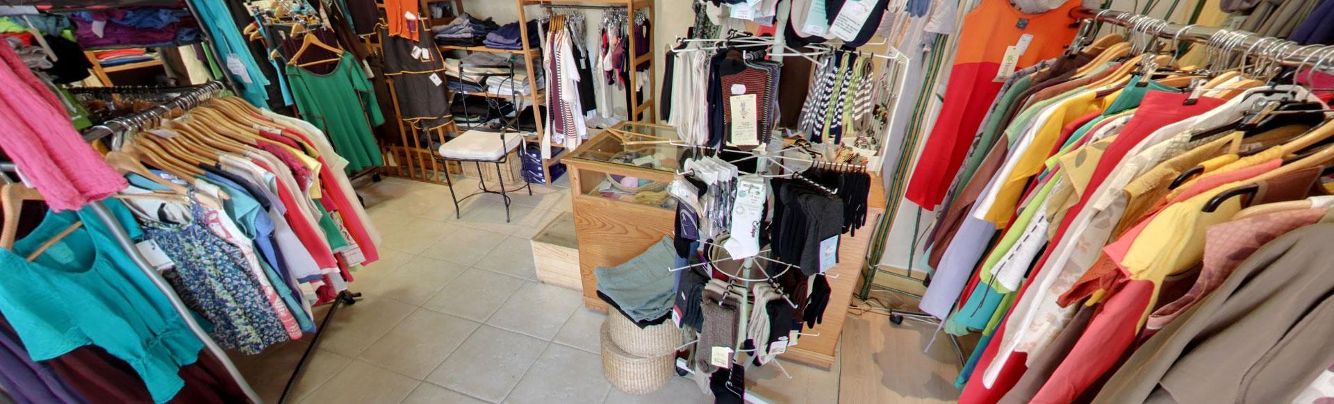 Fibris, boutique à Paris et vente en ligne de vêtements bio